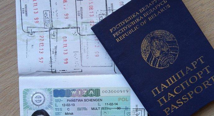 Как сделать шенген гражданину белоруссии