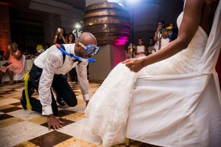 Чего нибудь для свадьбы