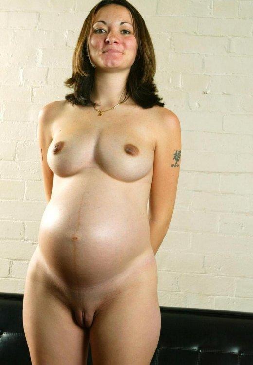 Фото голых беременых женщин
