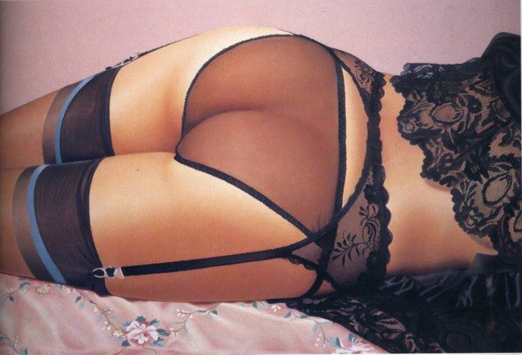 фото женской попы в белье № 539262 бесплатно