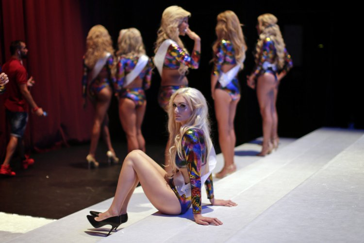«Miss Trans Star International 2016» в Барселоне