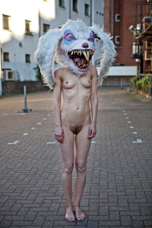 фото голых страшных