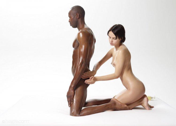 Ariel Mike Black White Xerotica 1