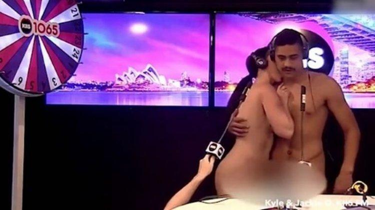 Секс в эфире видео